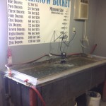 The Minnow Tank at the Minnow Bucket.